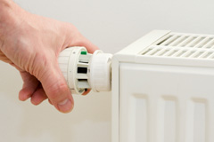 Wales central heating installation costs